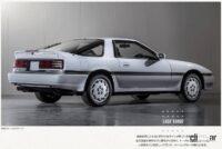 トヨタA70型スープラ(GAZOO復刻カタログより抜粋)