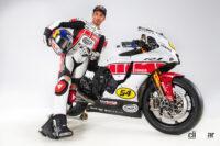 「白赤ストロボ」復活!ヤマハが世界最高峰2輪レースWGP参戦60周年を記念したカラーでスーパーバイクと世界耐久選手権に出場 - 2109_YAMAHA_60tharce_yzf-r1_3