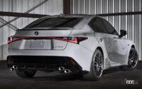 5.0リッターV8エンジン搭載の「レクサス IS 500 F SPORT パフォーマンス」、米国で今秋発売 - Lexus_IS500_F_SPORT_Performance_Launch_Edition