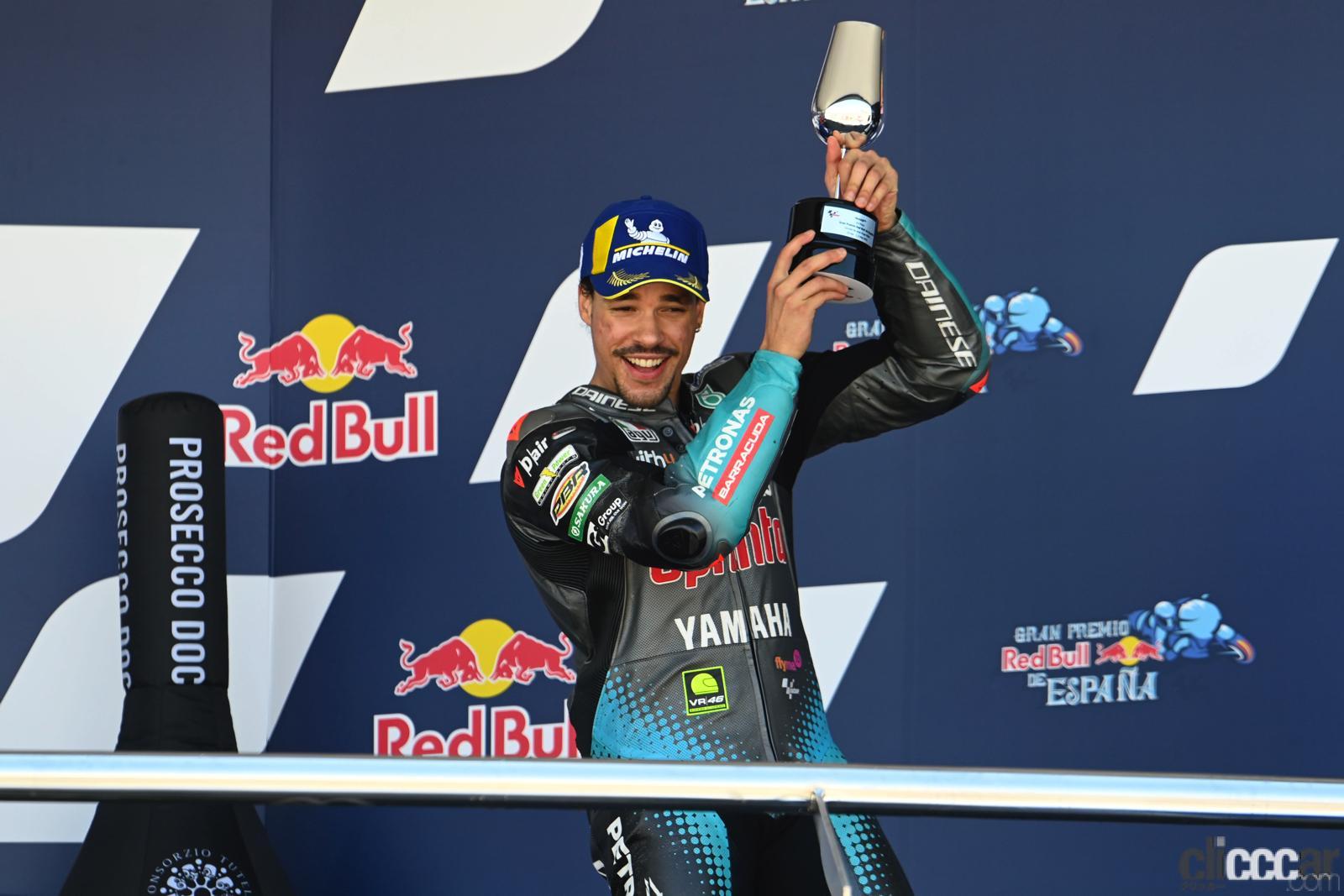 世界最高峰「MotoGP」ヤマハワークスにモルビデリが昇格! ロッシのチームメイトにはベテランのドビツィオーゾ復帰