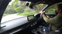 フルモデルチェンジした11代目・ホンダ シビックのCVTはいい意味で存在感が消えている【公道試乗】 - allnew civic testdrive