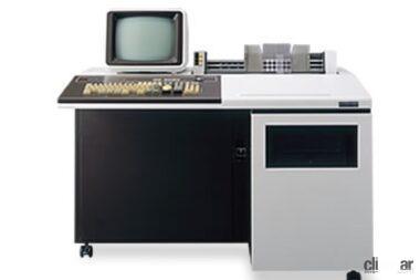 東京芝浦電気ワードプロセッサ「JW-10」(引用:東芝未来科学館)