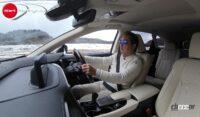 レクサスRX450hLを清水和夫が頑固チェック! どういう3列シートがいいか、大型SUVの課題とは? - KazuoShimizu_lexus_rx450hl_11