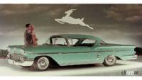 不死鳥シボレー インパラ、3度目の復活はフルEVクーペ!? - 1958-chevrolet-bel-air-impala-sport-coupe