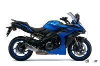 長距離ツーリングがより快適!スズキの大型スポーツツアラー新型「GSX-S1000GT」が登場 - 2021suzuki_gsx-s1000gt_uk_11