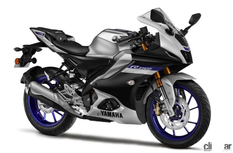 ヤマハがインド向けスーパースポーツ「YZF-R15」新型発表
