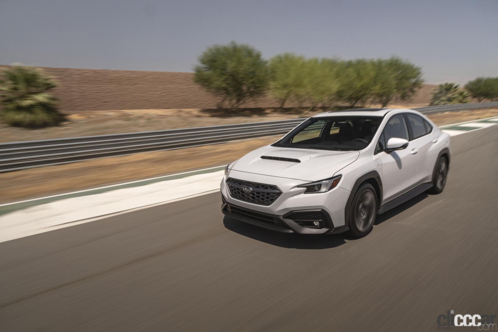 SUVみたいなスバルWRXは売れるのか?樹脂フェンダーモールが賛否両論【週刊クルマのミライ】