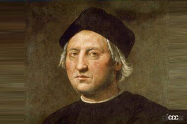 コロンブス肖像