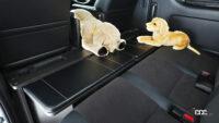 愛犬と車中泊もOK!  ハイエースがベースのフレックス「ドッグバン」はワンちゃんとの旅が楽しい装備が満載 - 2110_FLEX_DOGVAN04