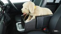 ハイエースがベースのフレックス・ドッグバンは愛犬と車中泊もOK