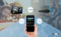 自宅内のレコーダーの録画番組や放送中のTV番組を「サイバーナビ」で楽しめる「DiXiM Play for carrozzeria」 - DiXiM Play for carrozzeria_20211006_2