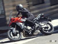 英国トライアンフ冒険バイクに新型タイガースポーツ660登場