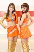 ゴールド&オレンジでマシンのカラーを完全再現なENEOS GIRLS-ファイナリストコスチューム紹介【日本レースクイーン大賞2021】 - eneos003