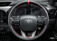 """トヨタ・ハイラックスに1900mmのワイドボディが際立つ「Z""""GR SPORT""""」が追加 - TOYOTA_hilux_20211008_10"""