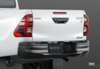 """トヨタ・ハイラックスに1900mmのワイドボディが際立つ「Z""""GR SPORT""""」が追加 - TOYOTA_hilux_20211008_7"""