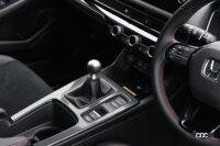 ホンダ新型シビックは、大きくなったボディを感じさせない軽快な走りが気持ちいい! - 2021CIVIC_021