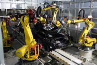 日産が「ニッサン インテリジェント ファクトリー」を初公開。匠の技を伝承したロボットが大活躍 - NISSAN_INTELLIGENT_FACTORY_20211009_7