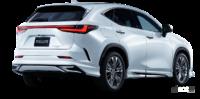 新型レクサスNXを煌びやかさに演出する「モデリスタ」のエアロパーツ、20インチアルミホイールが新登場 - Lexus_NX_MODELLISTA_20211010_5