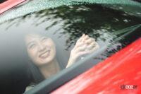 「立派なスポーツカー」久保田杏奈×アウディRS Q3スポーツバック【注目モデルでドライブデート!? Vol.97】 - kubotai_Q3_07