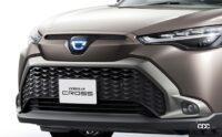 オーソドックスなボディにトヨタ流のスパイスを!新型カローラクロスのデザインに見るヒットの要件とは? - カローラクロス3