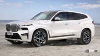 BMWの巨大SUV「X8」、BMW史上最大の破壊力に!? - 2023-bmw-x8-rendering-based-on-latest-spy-photo