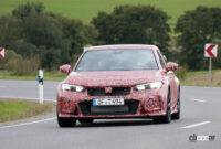 まだまだ見せます新型シビック タイプR! 詳細画像14点から見えるスペックは? - Honda Civic Type R 1