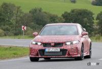 まだまだ見せます新型シビック タイプR! 詳細画像14点から見えるスペックは? - Honda Civic Type R 2