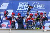 スズキが20回目の快挙!世界最高峰の2輪耐久レース「EWC」で2021年の年間チャンピオンに - 2021_suzuki_won_ewc_03