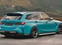 BMW M3初のツーリング、市販デザインを大予想!登場は2021年内か? - BMW M3 Touring_002