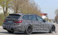 BMW M3初のツーリング、市販デザインを大予想!登場は2021年内か? - BMW_M3 Touring_photo_002