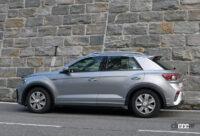 VW T-Rocが大幅改良へ。ちょっとオシャレな「R Line」をキャッチ - VW T-ROC R-Line facelift 14