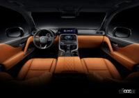 ど迫力のフレームレス「スピンドルグリル」、横一文字のテールランプを採用する新型レクサスLXのデザインの見どころは? - Lexus_LX_20211014_3