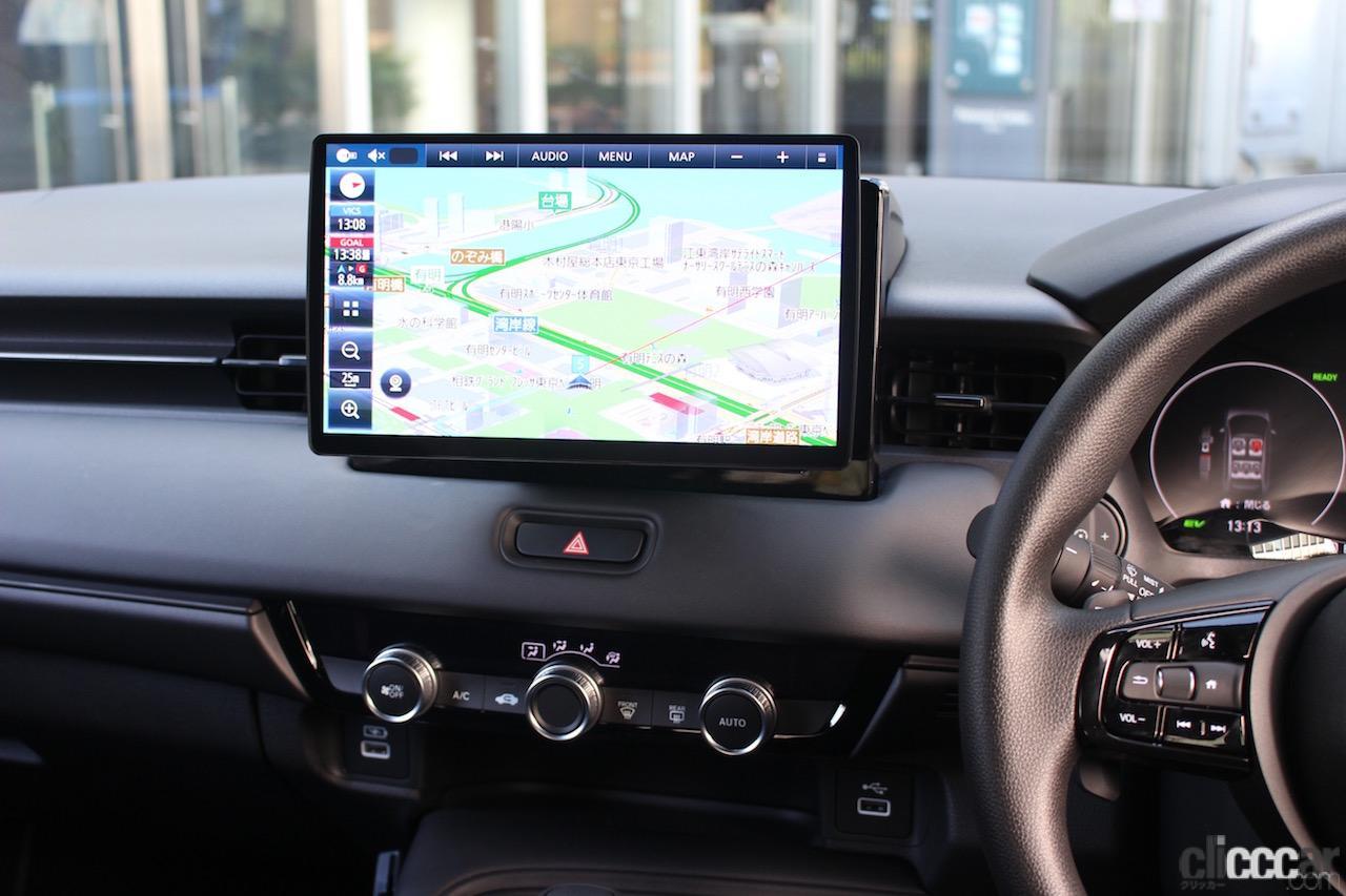 市販カーナビのベストセラーモデル・パナソニックのストラーダ「Fシリーズ」がプラットフォームを一新し、待望のHD化で超高画質に進化