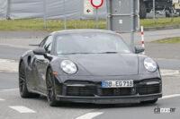 これがポルシェ911最高傑作だ!初の電動モデルは最高700馬力に - Porsche 992 turbo hybrid 2