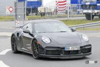 これがポルシェ911最高傑作だ!初の電動モデルは最高700馬力に - Porsche 992 turbo hybrid 4