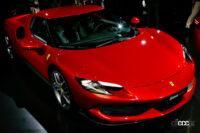 電動化で後輪駆動のフェラーリ登場!新開発V6プラグインハイブッド搭載した新型フェラーリ296GTBは価格3678万円から【新車】 - ferrari_296gtb_launch_001