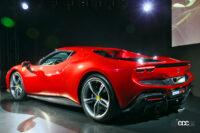 電動化で後輪駆動のフェラーリ登場!新開発V6プラグインハイブッド搭載した新型フェラーリ296GTBは価格3678万円から【新車】 - ferrari_296gtb_launch_007