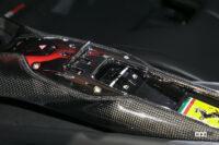 フェラーリ296GTBの内装03