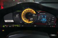 フェラーリ296GTBの内装09
