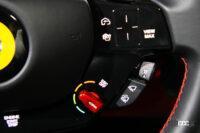 フェラーリ296GTBの内装06