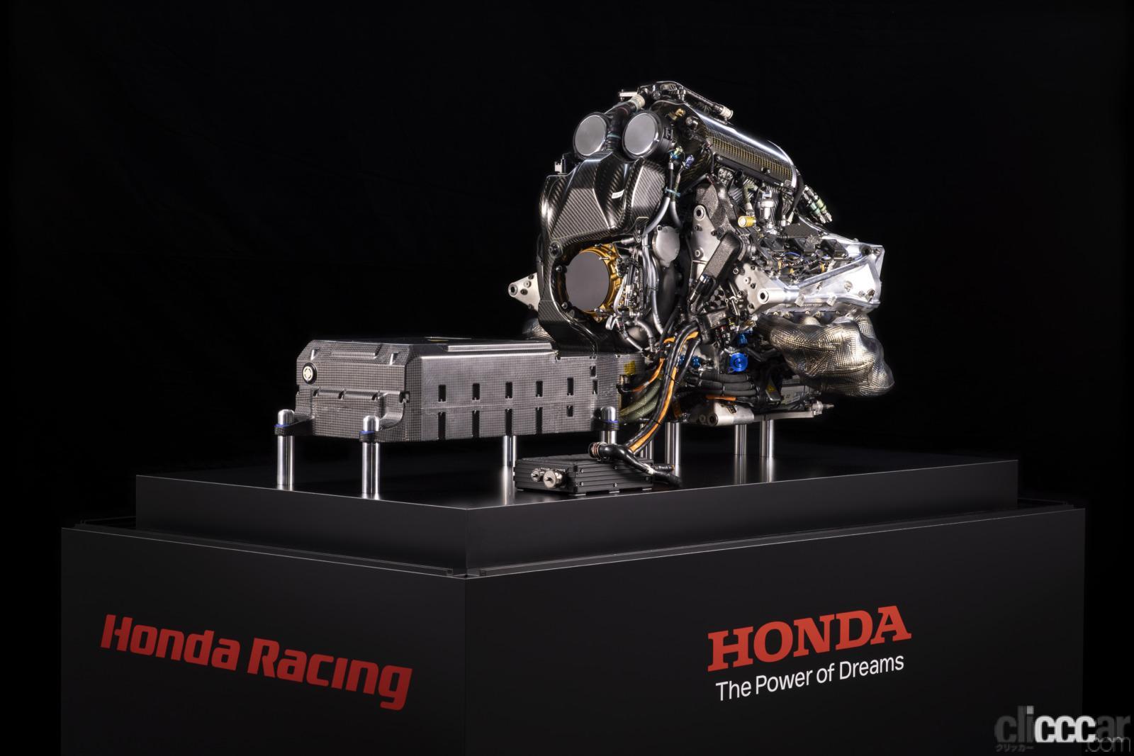 ホンダF1プロジェクトリーダーが2021年シーズン躍進の秘密を公開。ポイントは高速燃焼とバッテリーだった