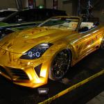 このクルマの車種名わかりますか?【名古屋オートトレンド2011】 - 名古屋オートトレンドペイントスター03