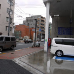 都内ガソリンの需要と供給は安定してきたようです【東北関東大震災】 #jishin - GS都内ガソリンスタンド 004