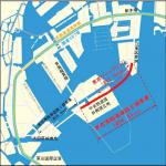 東京港臨海道路(東京ゲートブリッジ)が2月12日午前10時に開通!!