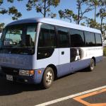 意外と楽しかったぞ!ふそう・ダイムラーのバス「ROSA」! と東京モーターショー〜六本木のちょいバス旅【東京モーターショー】 - ROSA