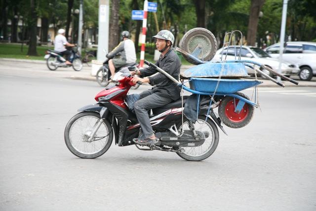ベトナムバイク事情01