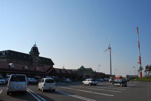 道の駅『岩城』
