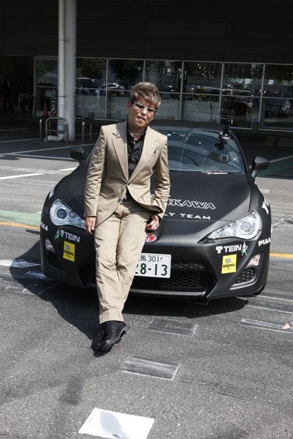 「トヨタ86や電気自動車も参戦! 哀川翔率いる「TEAM SHOW」発進! 」の16枚目の画像