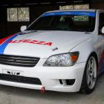 """新型""""ハチロク""""もいいけど、まだまだこっちも刺激的!【ネッツカップ アルテッツァ レースカー】 - SONY DSC"""