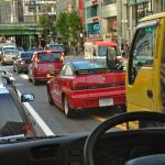 意外と楽しかったぞ!ふそう・ダイムラーのバス「ROSA」! と東京モーターショー〜六本木のちょいバス旅【東京モーターショー】 - SZ